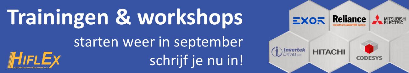 Hiflex trainingen en workshops