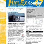 Hiflex Nieuwsbief Augustus 2016