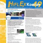 Hiflex Nieuwsbief September 2017