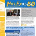 Hiflex Nieuwsbief Maart 2018