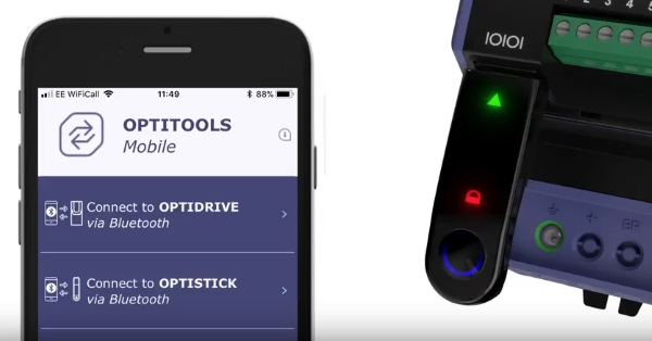 Optitools Mobile App Optistick Smart