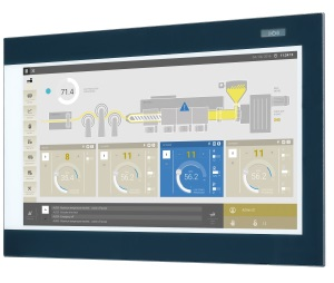 Exor eTOP IPC Industrial PC 16:9 capacitief touch
