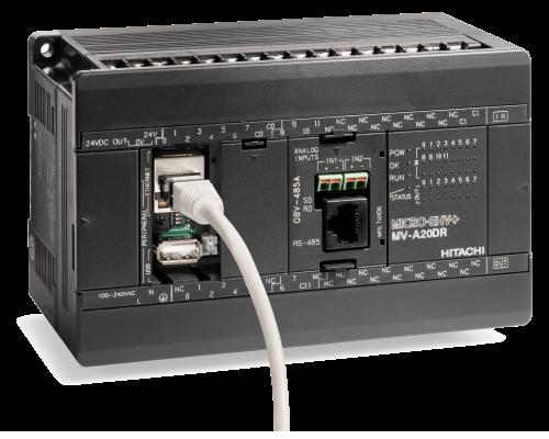 Hitachi PLC Micro-EHV+ 20 points