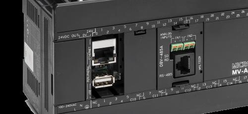 Hitachi PLC Micro-EHV+ RS485 option