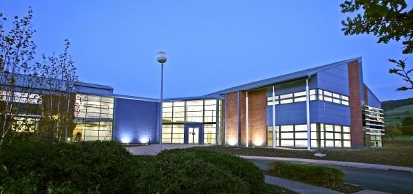Invertek company building