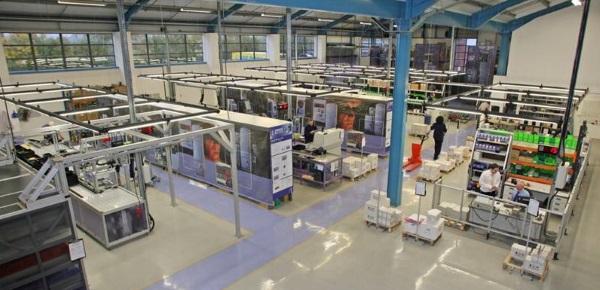 Invertek factory