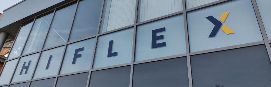 Hiflex voorgevel